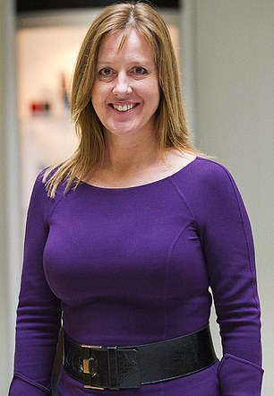 Departing chief executives included Imperial Brands boss Alison Cooper (pictured)