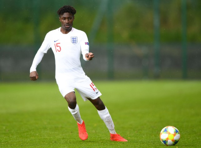 Sweden v England - 2019 UEFA European Under-17 Championships Group B