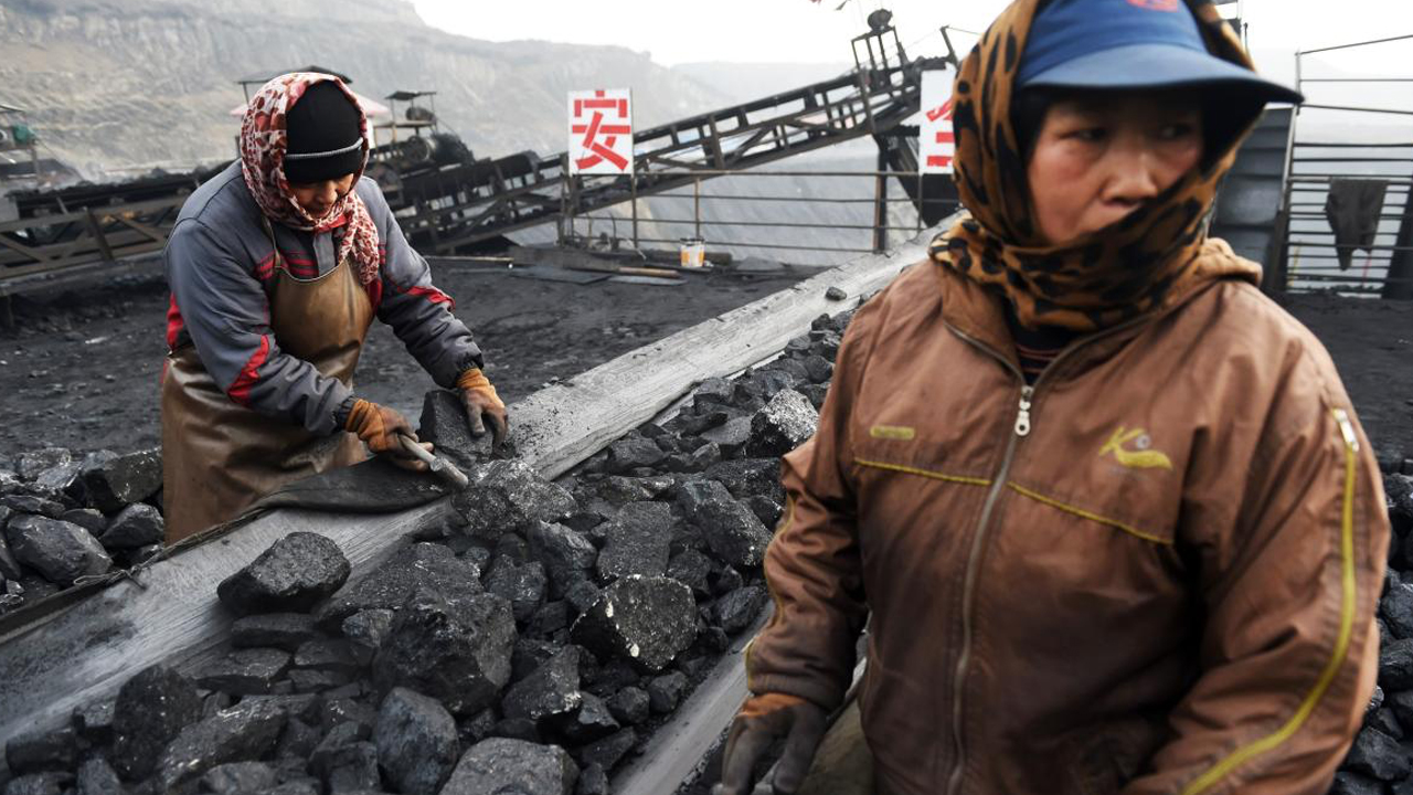 China's Coal Standoff Causes Power Shortages, Chinese Bitcoin Miners 'Heavily Affected'