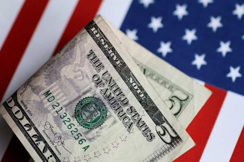Dollar Edges Higher; Fed in Spotlight on Inflation Surge