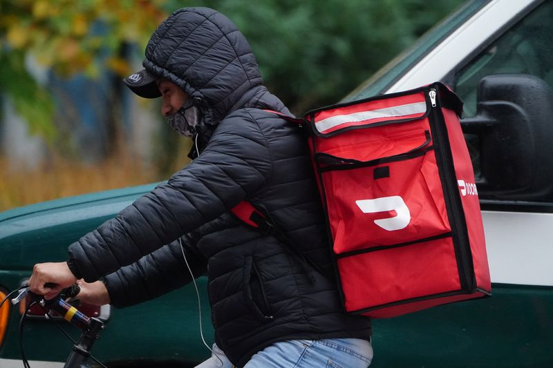 DoorDash Pops As Record Orders Drive Guidance Higher