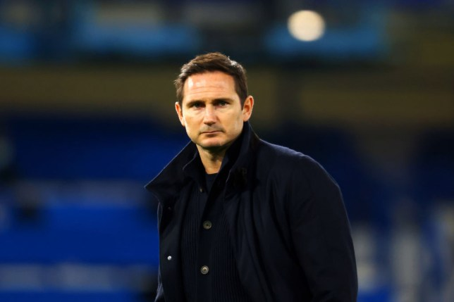 Lampard rung the changes to his side