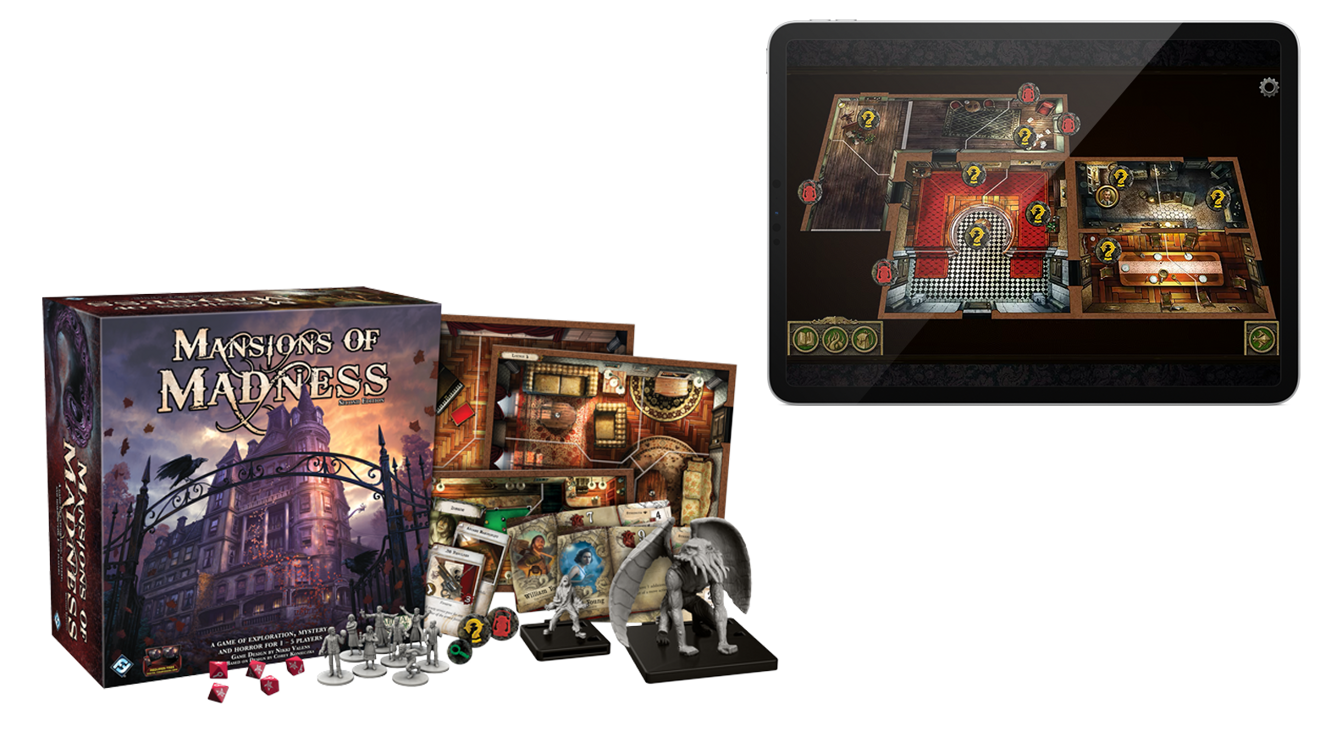 Mansions of Madness, Second Edition