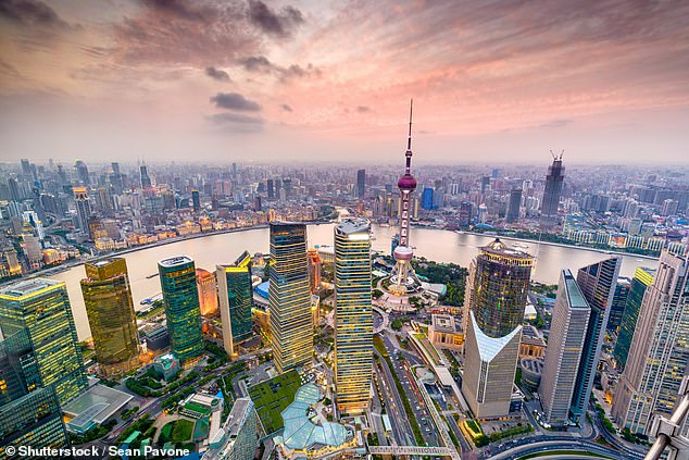 Covid recovery: China looks set to avoid much of the painful economic scarring felt in western democracies