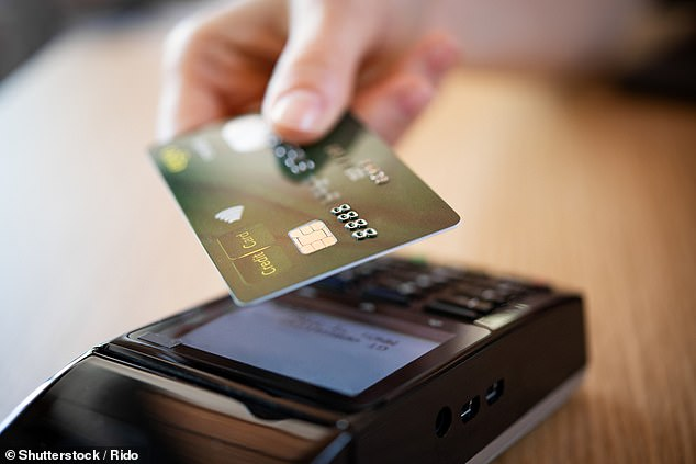 Pay it safe: Many banks now offer cards for carers - special accounts that allow a trusted individual restricted access to a person's money