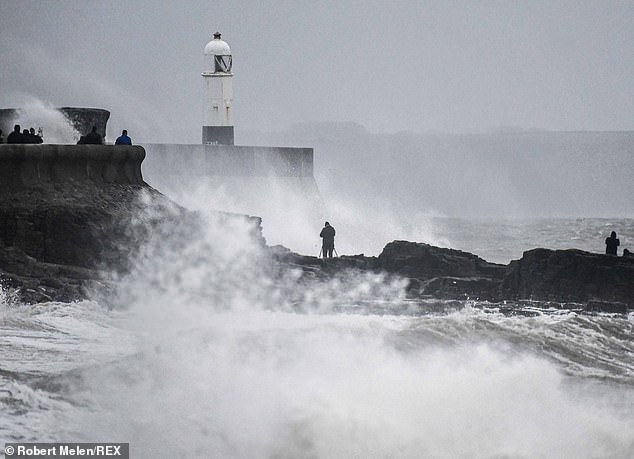 Storm Bella created havoc over much of the UK with wind speeds reaching up to 100mph