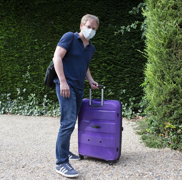 Grant Shapps was caught out by his own travel corridor system last summer