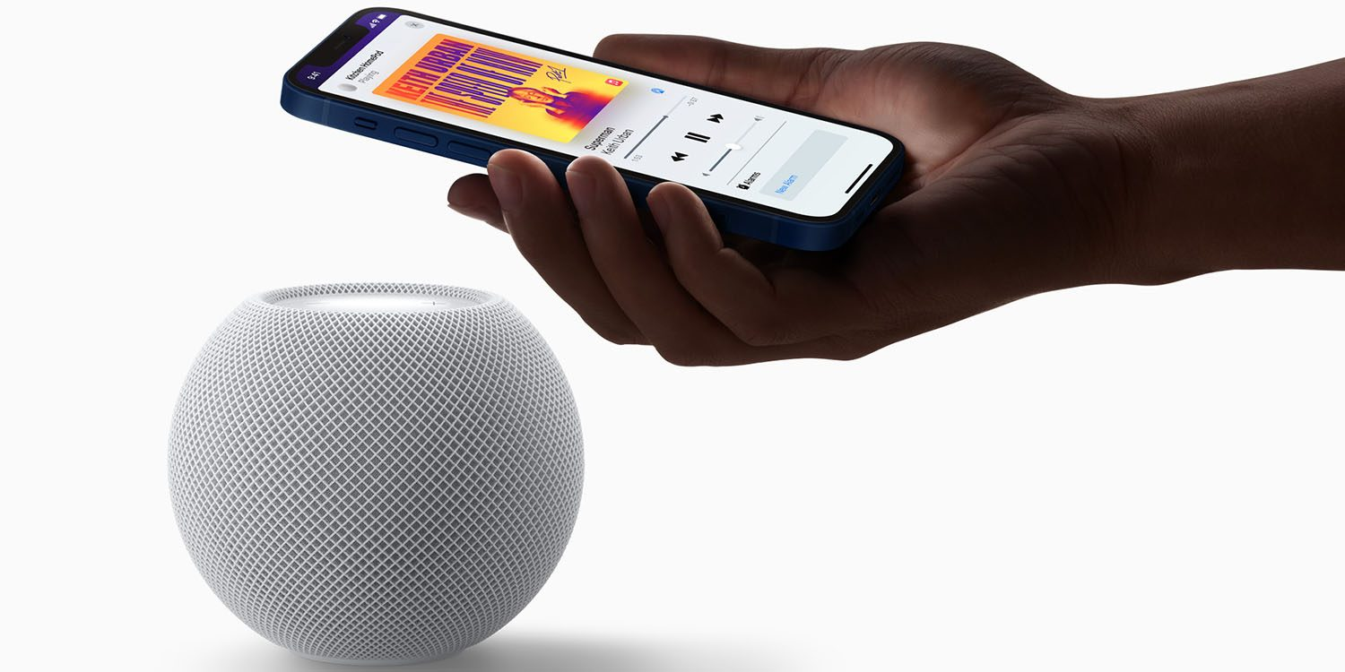 HomePod mini now available