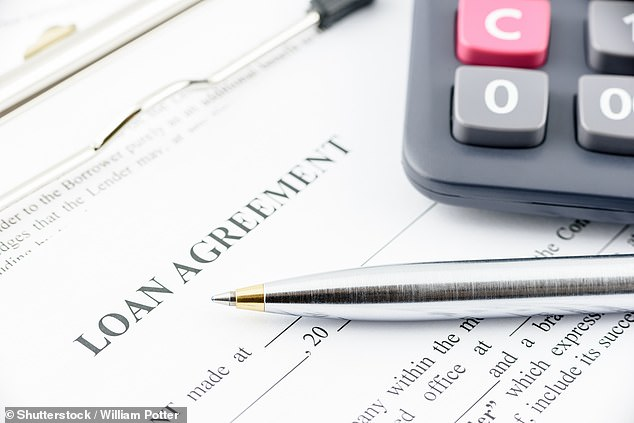 Splashing out:A survey by AA Financial Services indicates that 40 per cent of adults are planning to borrow
