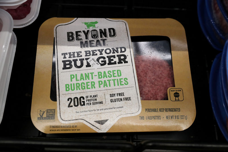 Beyond Meat Gains On Double Upgrade From Bernstein