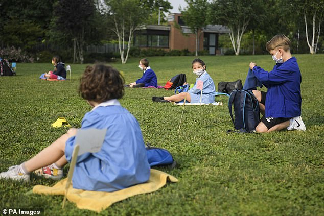 Research from the University of Bristol shows that when schools re-opened on June 1 2020 after more than two months shut due to the first national lockdown with Covid-safe measures in place, the number of physical interactions each child had a day was drastically reduced