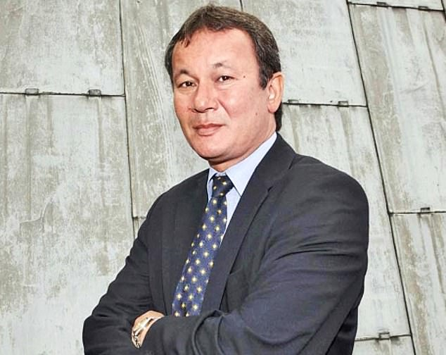Poisonous legacy: Former Debenhams bossRob Templeman organised the private equity takeover in 2003 which involved Texas Pacific Group, CVC Capital and Merrill Lynch