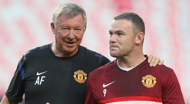 Ex-Manchester United boss Sir Alex Ferguson says Wayne Rooney has the 'presence' and 'knowledge' to be a successful manager