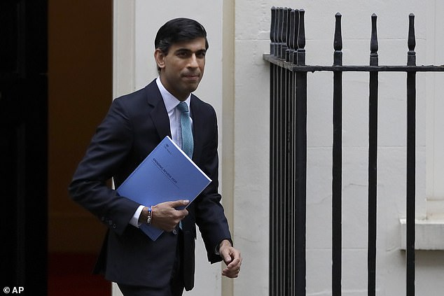 The chancellor, Rishi Sunak, could consider extending the stamp duty holiday past March
