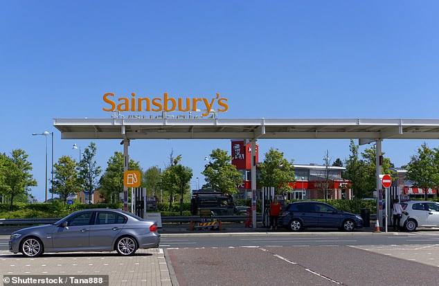 Sainsbury's, Morrisons and Tesco were accused of pushing their petrol and diesel prices higher in December in a bid to protect themselves from a fall in fuel demand from a lockdown