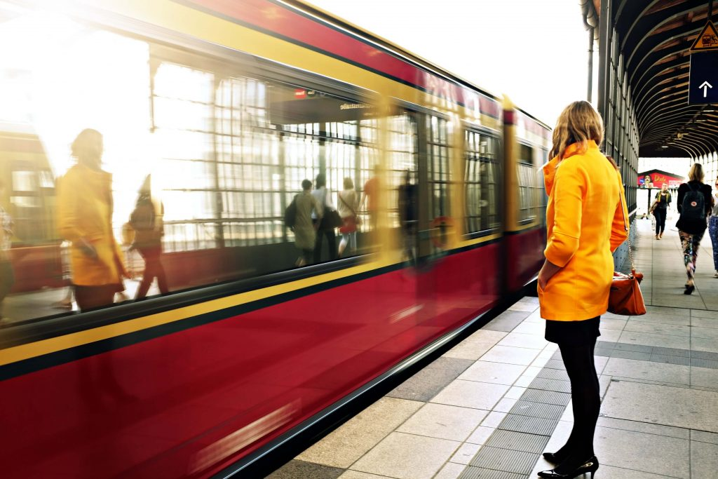Tips for Commuting on the Train