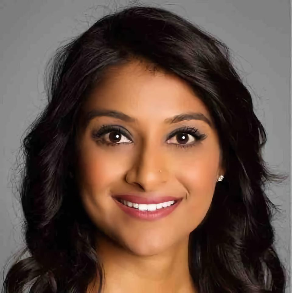 Rinki Sethi, Twitter's new chief information security officer.