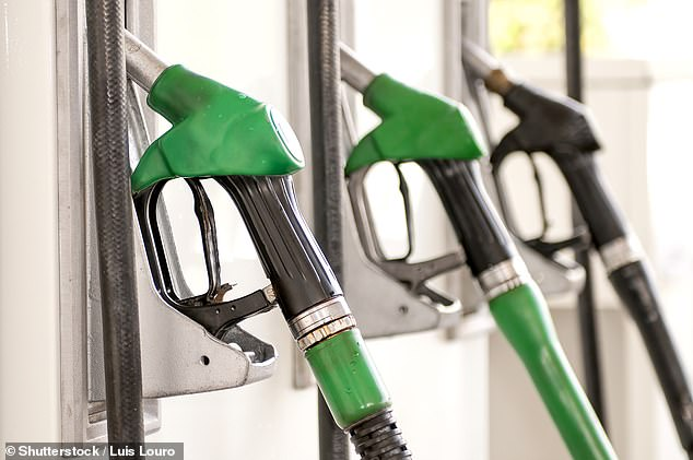 The hike by the three supermarkets pushed the average petrol price in December up by 2p-a-litre from 114.4p to 116.4p, with diesel going up from 117.7p to 120p