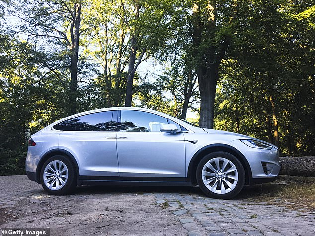 NHTS is urging Tesla to notify owners of the named vehicles about the recall, if the firm declines it must provide an explanation on that decision (pictured is a Model X)