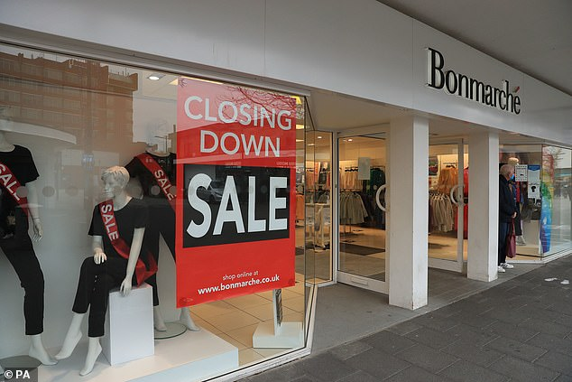 Bonmarche collapsed into administration in December, but it was bought by Purepay Retail this week, which is controlled by former owner Philip Day