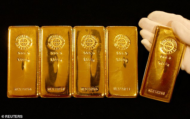 Gold prices continue to rise, despite some recent dips
