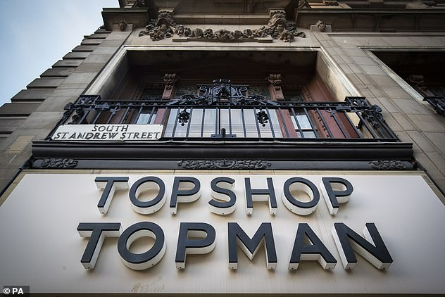 The fashion chain is said to be circled by a number of buyers, including retailer Next