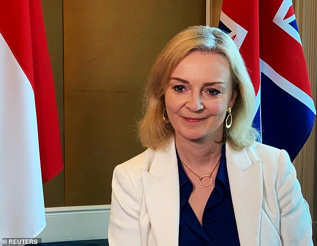 Last week, Liz Truss and her Turkish counterpart locked in tariff-free trading arrangements between the UK and Turkey