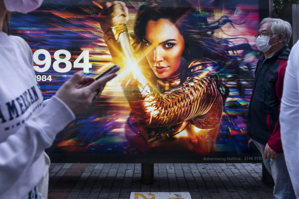 """HBO Max's """"Wonder Woman 1984"""" outpaced all other streaming programming in U.S. viewership, according to Nielsen"""