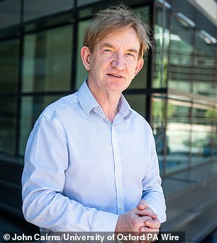 Professor Adrian Hill also stands to make millions. He is a vaccinologist in Oxford and director of the Jenner Institute - which develops vaccines and carries out clinical trials for diseases including Malaria, Tuberculosis and Ebola