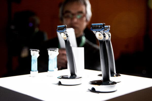 Sales of grooming appliances jumped 20 percent in the second quarter,Procter & Gamble said.