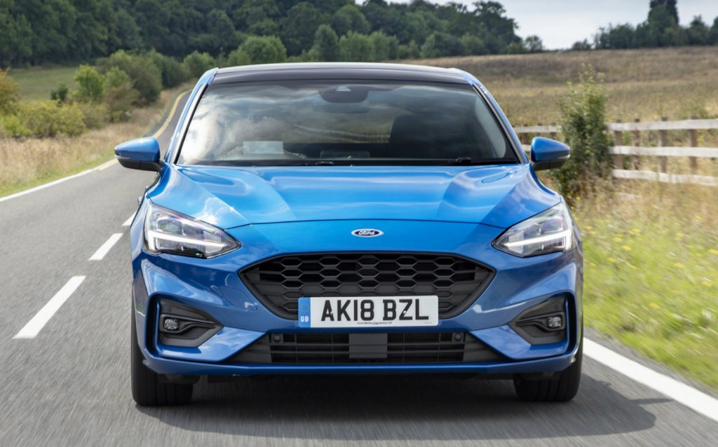 The UK's top 10 bestselling cars of 2020