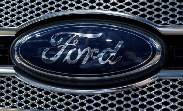 The recall order covers vehicles including the Ford Ranger, Edge and Fusion made from 2007 to 2012.