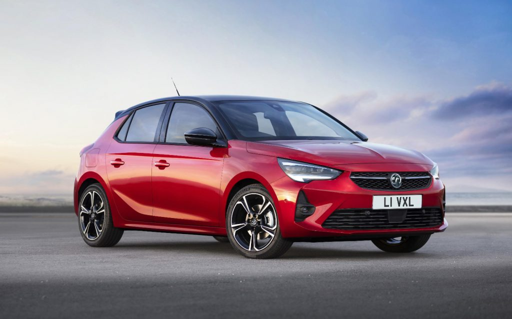Jeremy Clarkson is stuck with the new Vauxhall Corsa