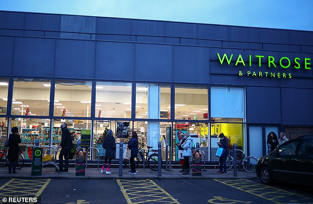 Waitrose has not yet offered to return millions of pounds in business rates relief