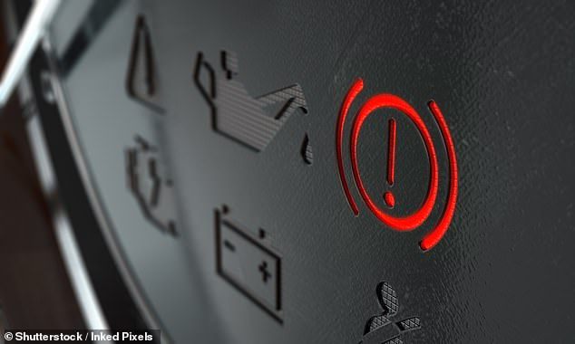 When asked why they don't action the warnings by taking the car to a dealership or garage, two in five said they disregard it as a fault with the dashboard bulb itself