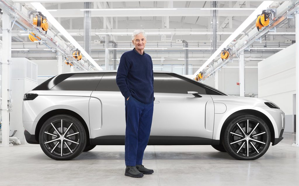 Dyson electric car: First proper look at James Dyson's failed electric car as entrepreneur tops Sunday Times Rich List for first time