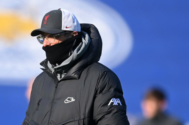 Jurgen Klopp concedes the title after Liverpool's loss to Leicester City