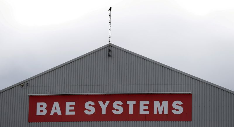 BAE Systems eyes more growth in 2021, confident on long-term