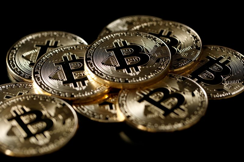 Bitcoin extends retreat from record high to hit lowest in 20 days