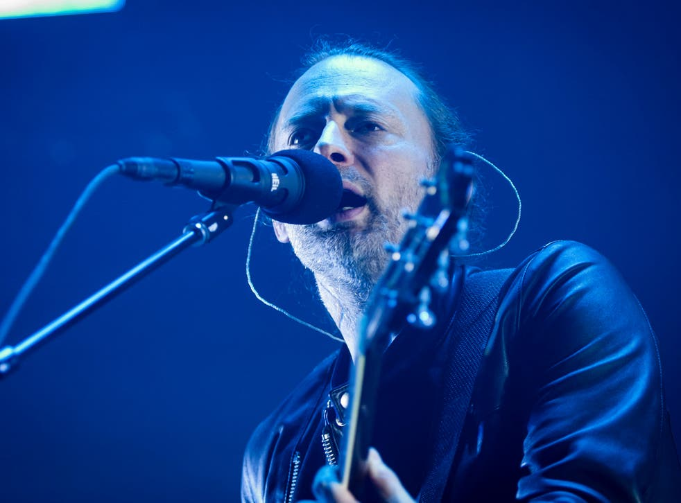 <p>Thom Yorke has spoken out against the changes</p>