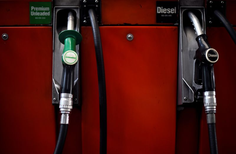 Britain to introduce greener gasoline at petrol stations by September