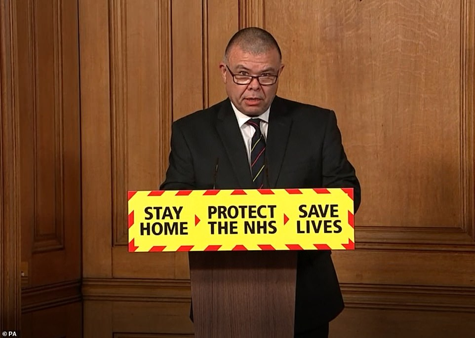 Jonathan Van-Tam was wheeled out at tonight's Downing Street press conference to give a 'sobering' warning that coronavirus cases are now rising again in dozens of areas of England. He said: 'This is not a battle that we have won yet'