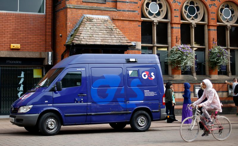 Britain's G4S flags 'strong' quarter as takeover deadlines loom