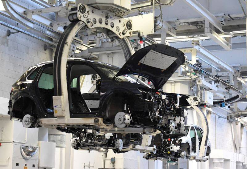 Chip shortage could impact nearly 1 million vehicles of production in first quarter: IHS
