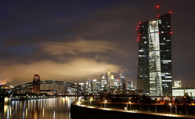 ECB cuts dividend payment to euro zone central banks