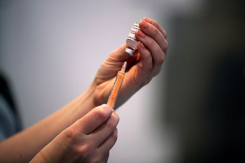 Every UK adult could have two vaccine doses by Sept, taskforce tells Sky
