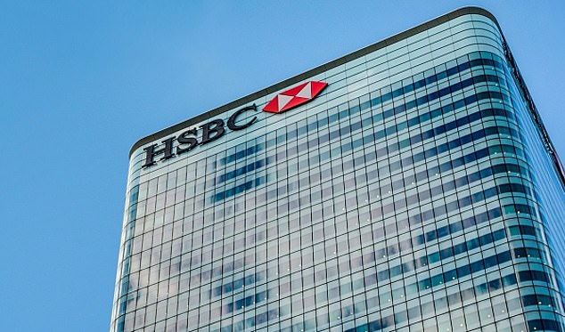 Posting a 34 per cent drop in profits for 2020 to £6.3bn, HSBC said it would reduce the space it occupies by 40 per cent to cut costs and allow staff to work from home more often