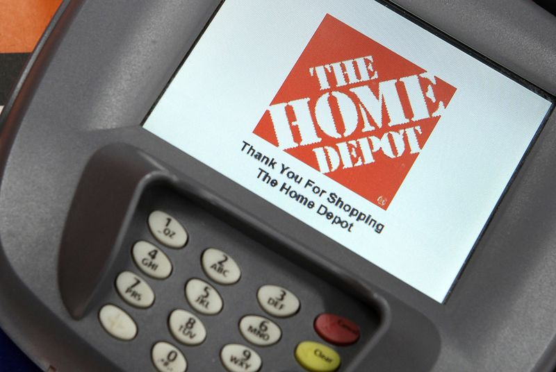 Home Depot, Lowe's at Records as Loop Sees Home Loving Ongoing