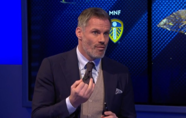Jamie Carragher believes Man Utd goalkeeper Dean Henderson deserves a chance
