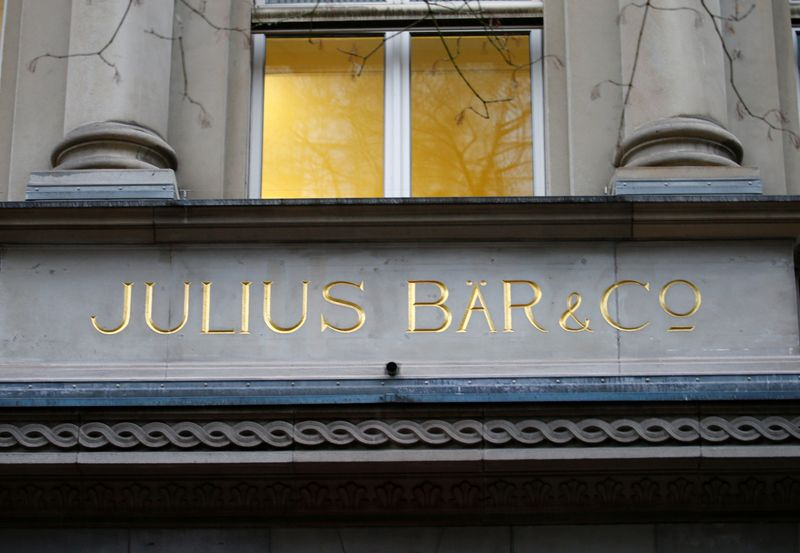 Julius Baer nominates British wealth manager Nicol to board to head risk committee